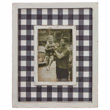 Buffalo Check Picture Frame
