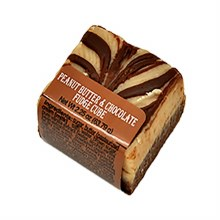Peanut Butter &chocolate Fudge