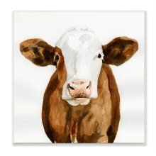 Holstein Country Cow Wall Art
