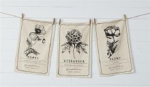 Botanical Tea Towel Set