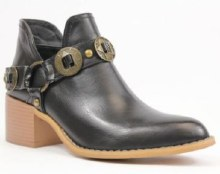 Black Conch Boot 6 Black
