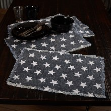 Denim Star Placemats