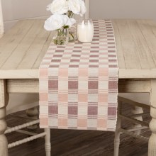 Daphne Ribbed Table Runner