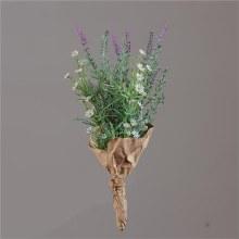 Daisy Lavender Floral Pick