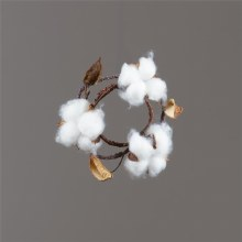 Cotton Candle Ring 5x3