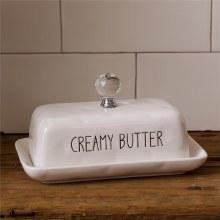 Creamy Butter Butter Dish