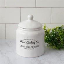 Mom's Baking Co Cookie Jar