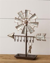 Windmill Hooks With Tray