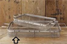 Lg Chicken Wire Basket