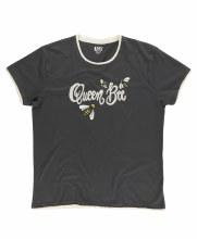 Queen Shirt Sm Grey