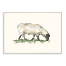 Grazing Sheep Wall Art