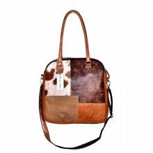 Boho 4 Leather Tote bag