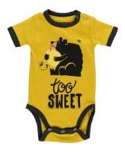 Inf Too Sweet Creepe 6mth Yell