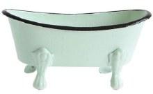 Bathtub Soap Dish Teal