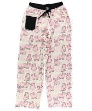 Hogs & Kisses Pant Med Pink