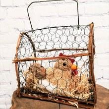 Farmhouse Chicken In Crate