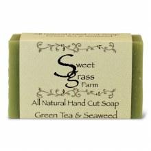 Green Tea & Seaweed Bar Soap
