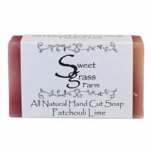 Patchouli Lime Hand Cut Soap