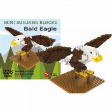 Bald Eagle Mini Building Block