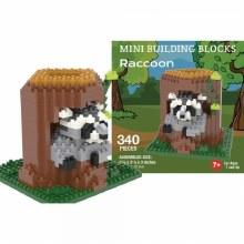 Raccoon Mini Building Blocks