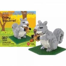 Squirrel Mini Building Blocks