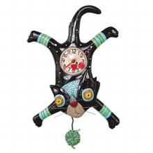Craft Attack Cat Clock
