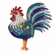 Rise and Shine Rooster Clock