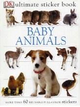 Baby Animals Sticker Book