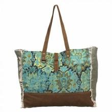 Aqua Weekender Bag