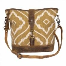 Brown Aesthetics Shoulder Bag