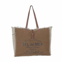 Desert Sand Weekender Bag
