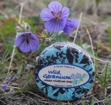 Wild Geranium Soap