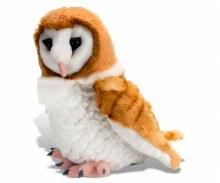 Plush Barn Owl