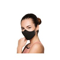 Bloch B-Safe Facemask A001A ADULT BLK