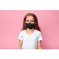Bloch B-Safe Facemask A001C CHILD BLK