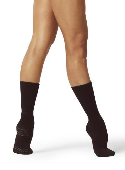 Bloch Blochsox Dance Socks A1000 XSM BLK
