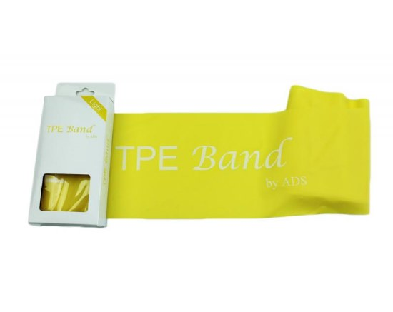 American Dance Supply Resistance TPE BAND O/S LIGHT