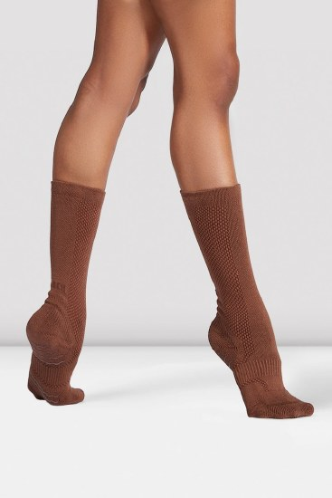 Bloch Blochsox Dance Socks A1000 MED COA