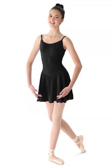 Mirella Camisole Dress w/Skirt M201L2 SM BLK