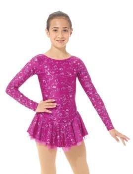 Mondor Shimmery Dress 664 10-12