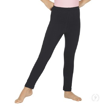 Eurotard Basic Legging 1066 4-6 BLK