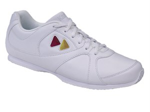 Kaepa Adult Cheer Sneaker 6315A WHT 5