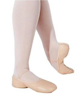 Capezio Lilly Fullsole Ballet 212C BPK 8.5