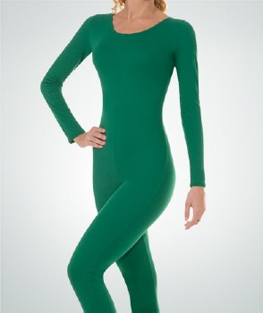 Body Wrappers Long Sleeve Unitard 217 SM KLY