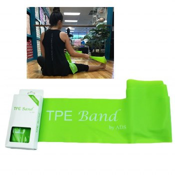 American Dance Supply Resistance TPE BAND O/S MED