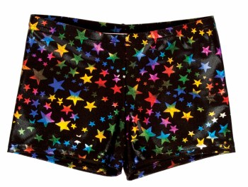 Body Wrappers Printed Shorts 700 XSM STB