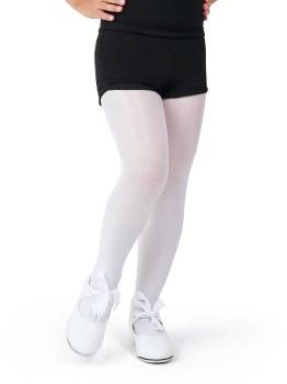 Capezio Swirl Shorts 11665C 4-6 BLK