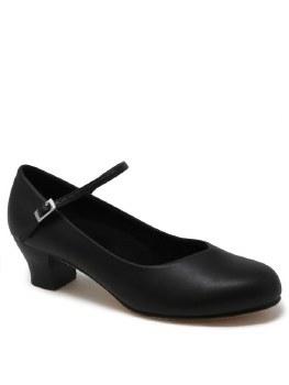 Capezio Casse Jr Character Shoe 831 BLK 4