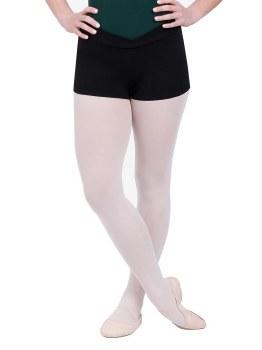 Capezio Boy Shorts CC600 X-SM BLK