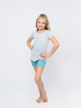 Sugar and Bruno Little Dancer Shirt D9829 O/S GRY